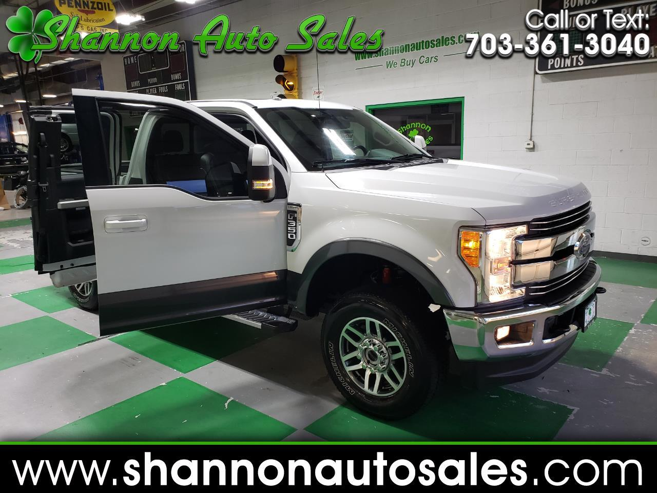 2017 Ford F-350 SD Lariat SuperCab 4WD