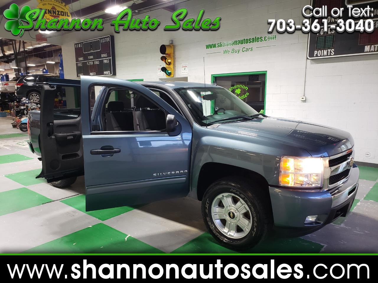2010 Chevrolet Silverado 1500 LT1 Ext. Cab Short Box 4WD