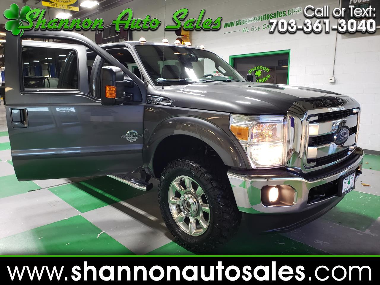 2016 Ford F-350 SD FX4 Crew Cab Long Bed 4WD