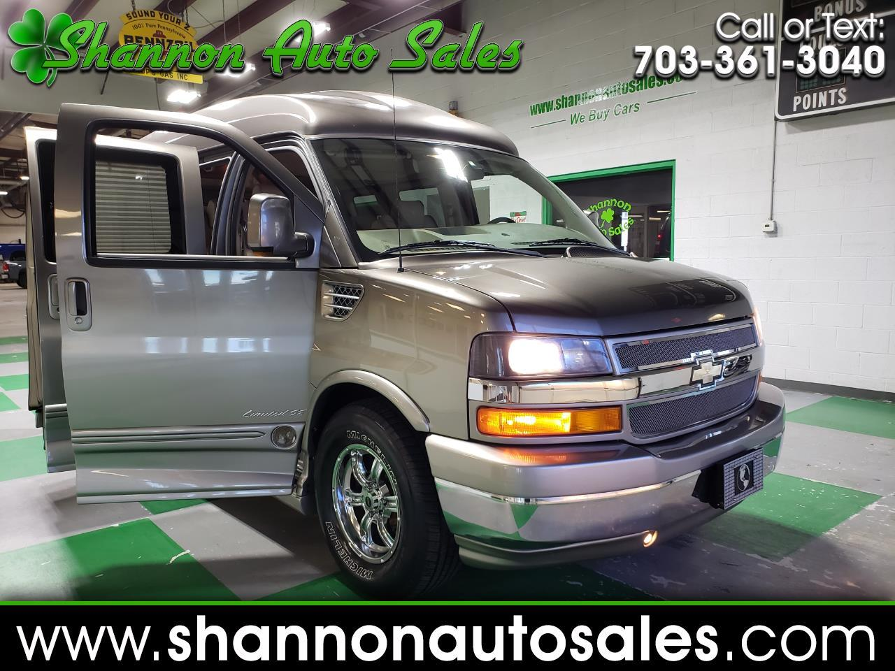 "2011 Chevrolet Express Hi-Top ""Explorer Limited SE"""