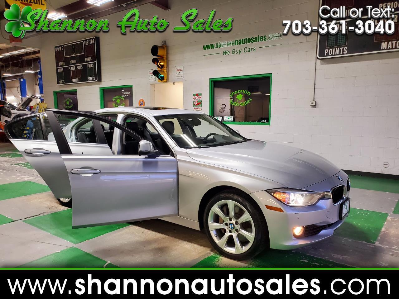BMW 3-Series 335i xDrive Sedan 2015