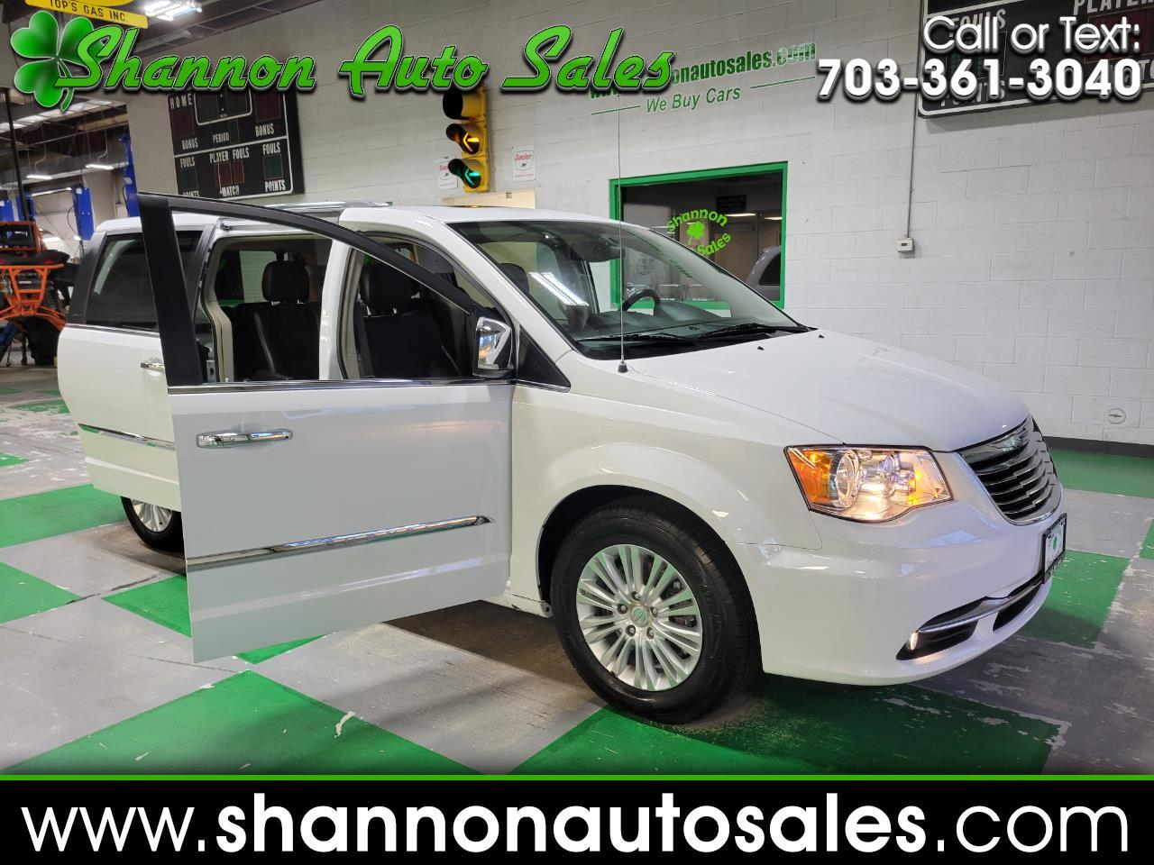 Chrysler Town & Country 4dr Wgn Limited Platinum 2015