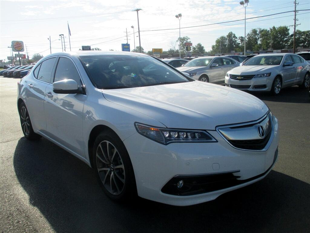 2017 Acura TLX 9-Spd AT SH-AWD w/Advance Package