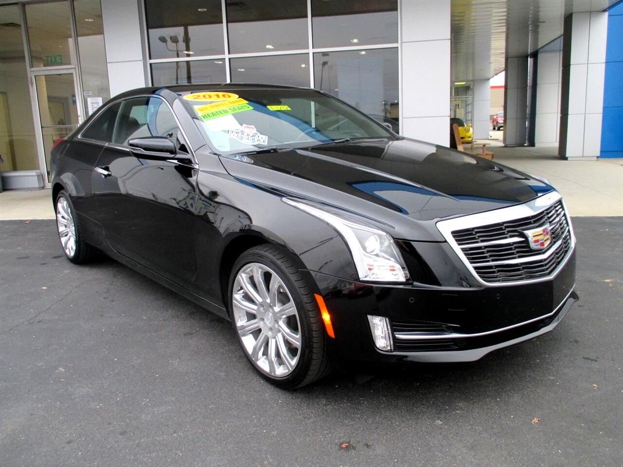 2016 Cadillac ATS Coupe 2.0L Premium AWD