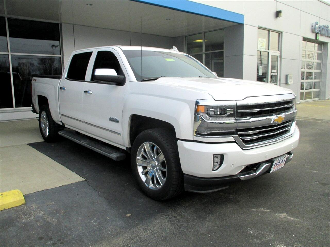 2017 Chevrolet Silverado 1500 High Country Crew Cab Long Box 4WD