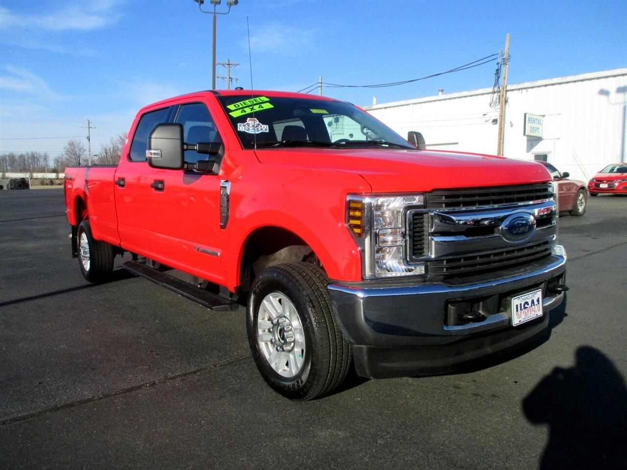 2019 Ford F-350 SD XLT