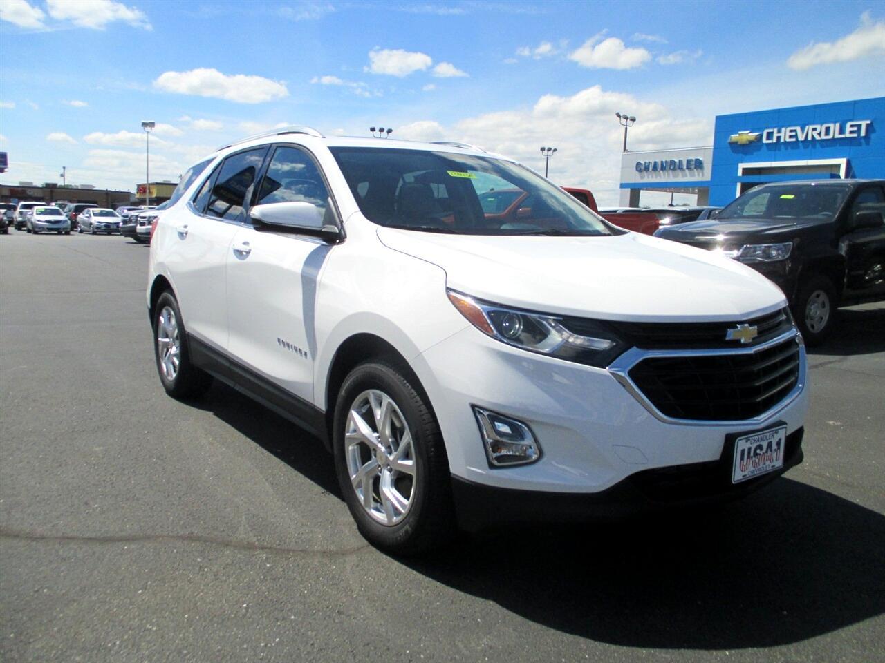 2019 Chevrolet Equinox LT 2.0 AWD