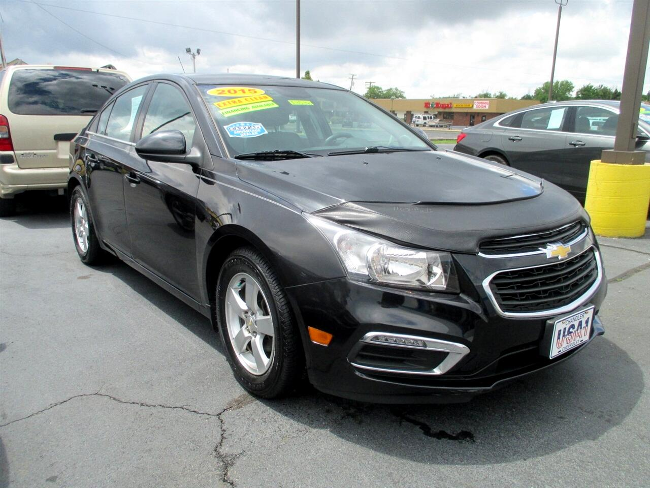 2015 Chevrolet Cruze 1LT Manual
