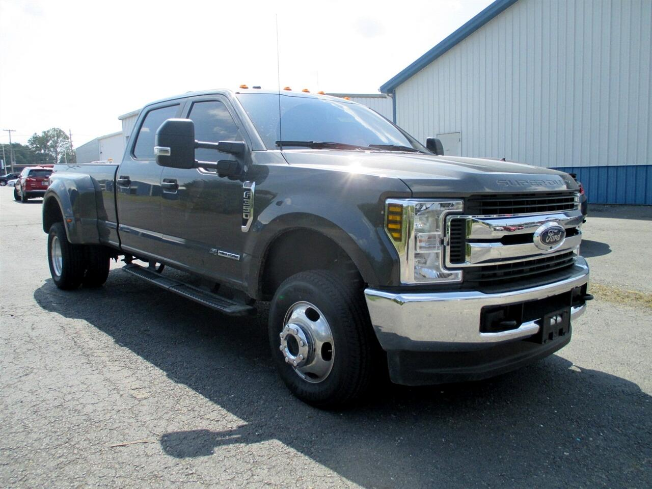 Ford Super Duty F-350 DRW XL 4WD Crew Cab 8' Box 2019