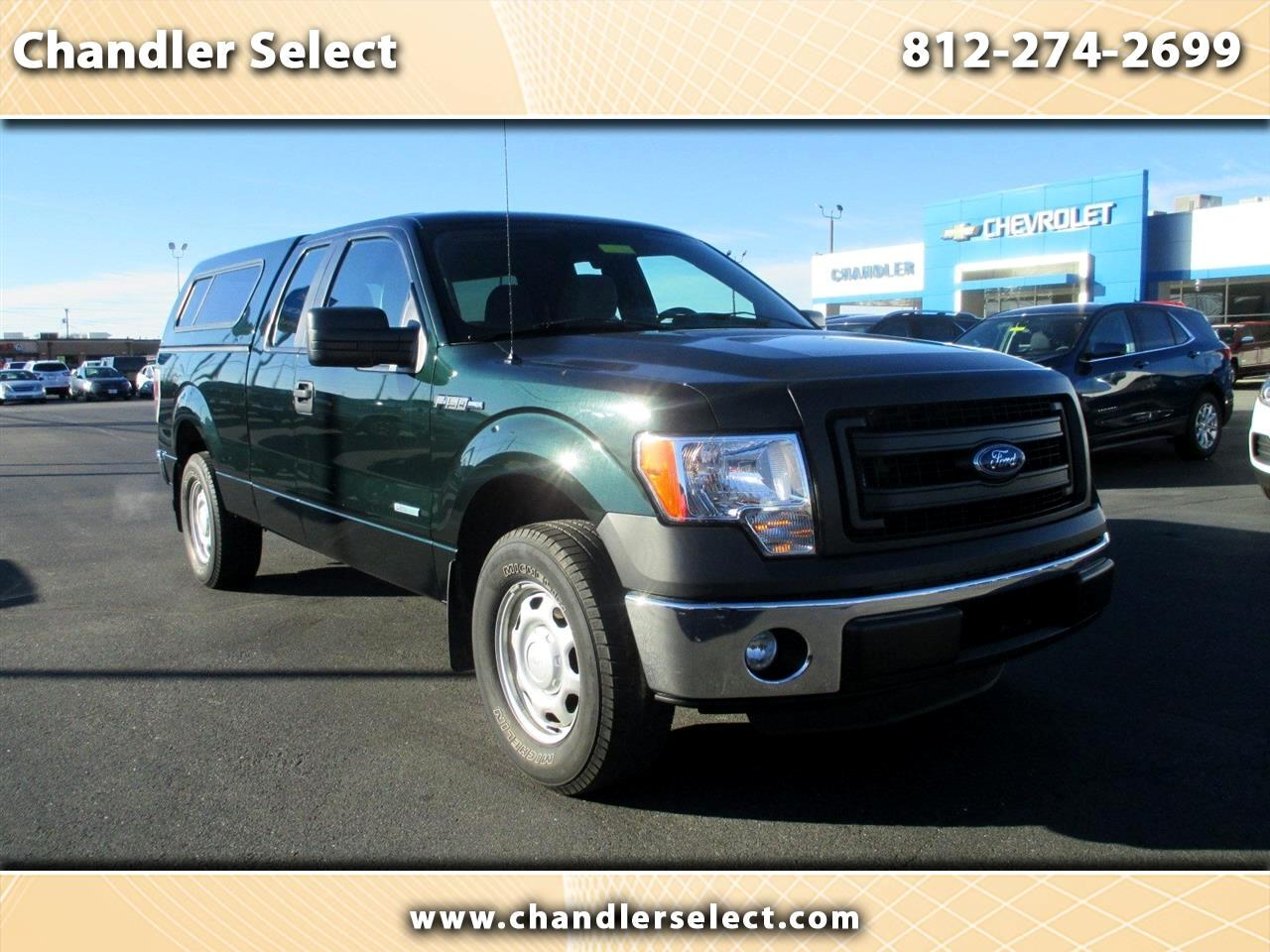 "Ford F-150 2WD SuperCab 145"" Lariat 2013"