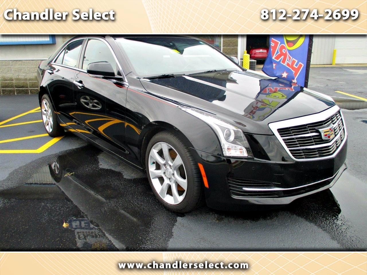 Cadillac ATS Sedan 4dr Sdn 2.0L Luxury Collection RWD 2016
