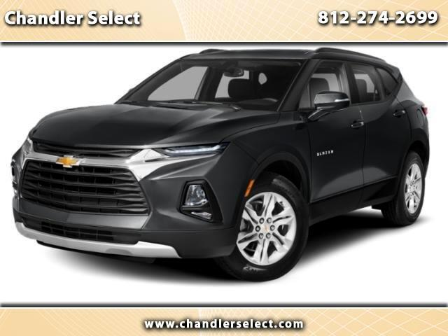 Chevrolet Blazer FWD 4dr w/2LT 2019