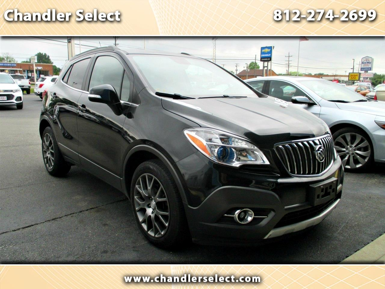 Buick Encore FWD 4dr Sport Touring 2016