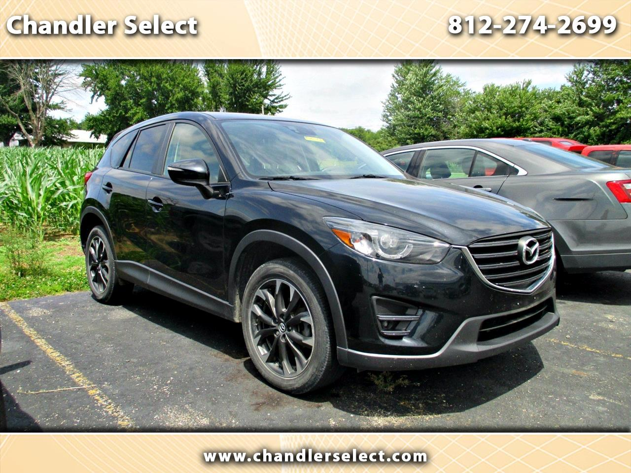 Mazda CX-5 AWD 4dr Auto Grand Touring 2016