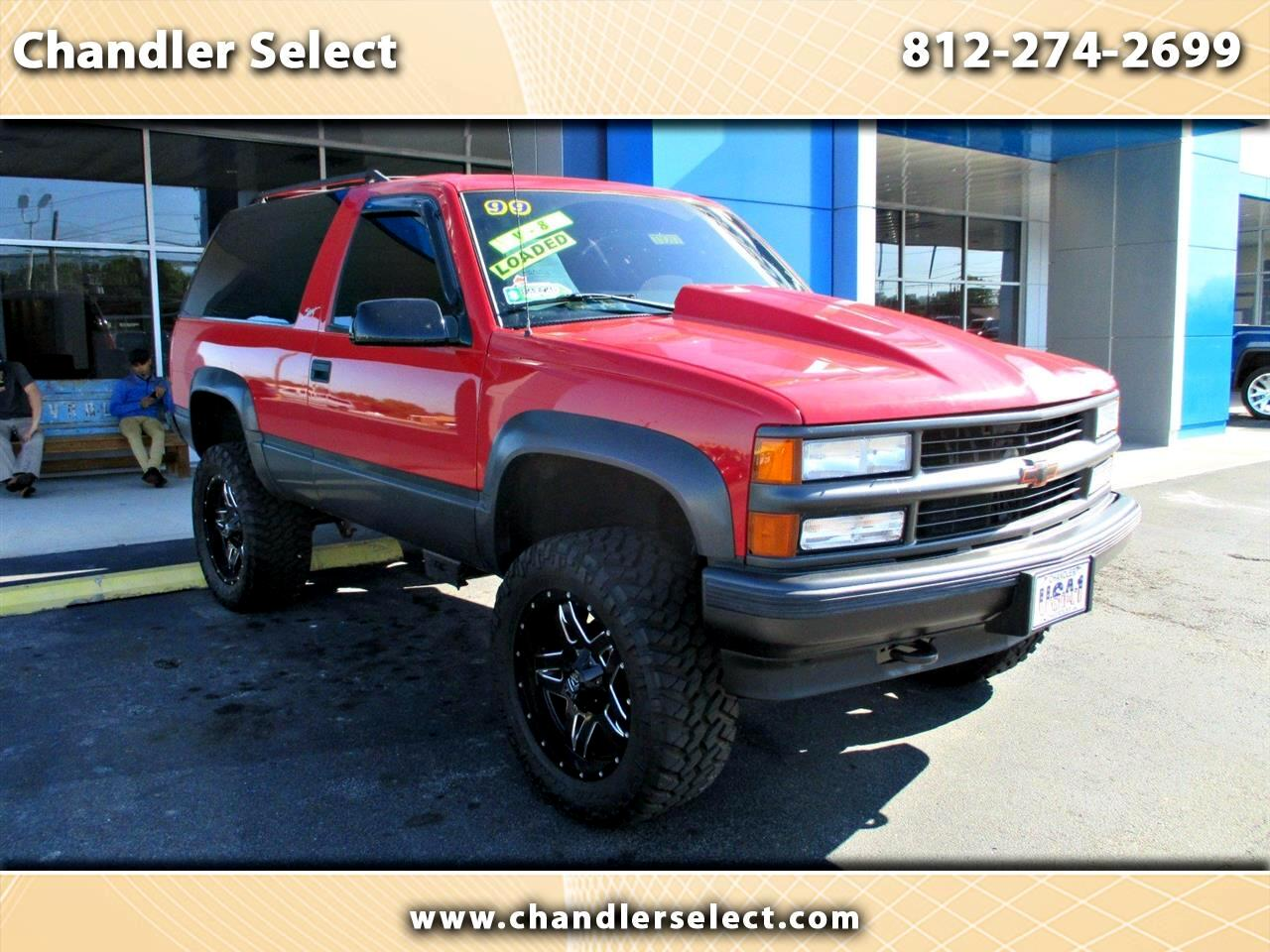 Chevrolet Tahoe 2dr 4WD 1999