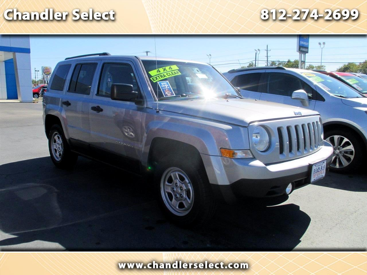 Jeep Patriot Sport 4x4 2017