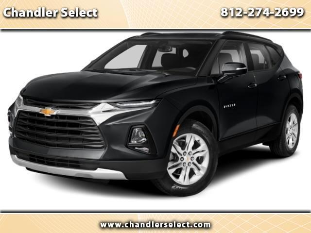 Chevrolet Blazer FWD 4dr LT w/2LT 2020
