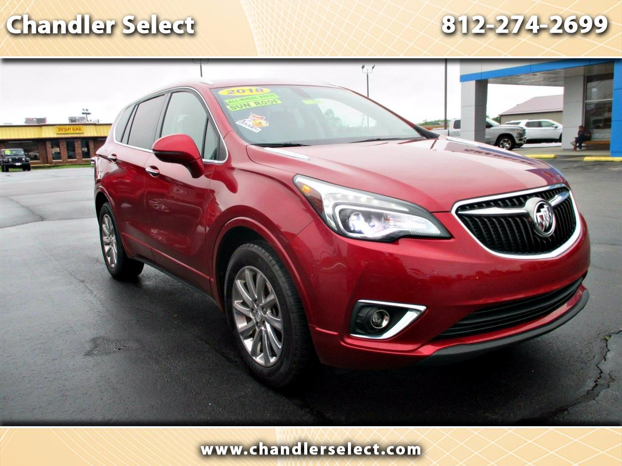 Buick Envision AWD 4dr Essence 2019