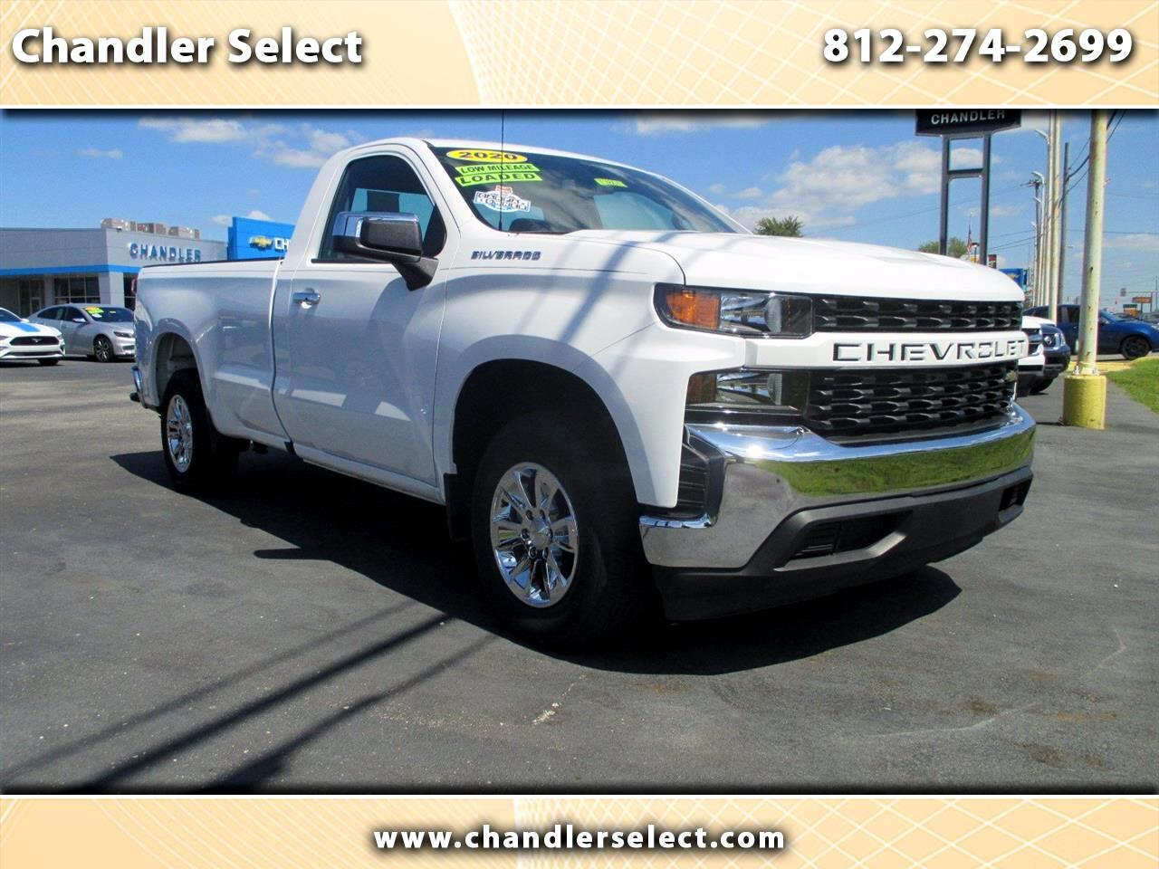 """Chevrolet Silverado 1500 2WD Reg Cab 140"""" Work Truck 2020"""