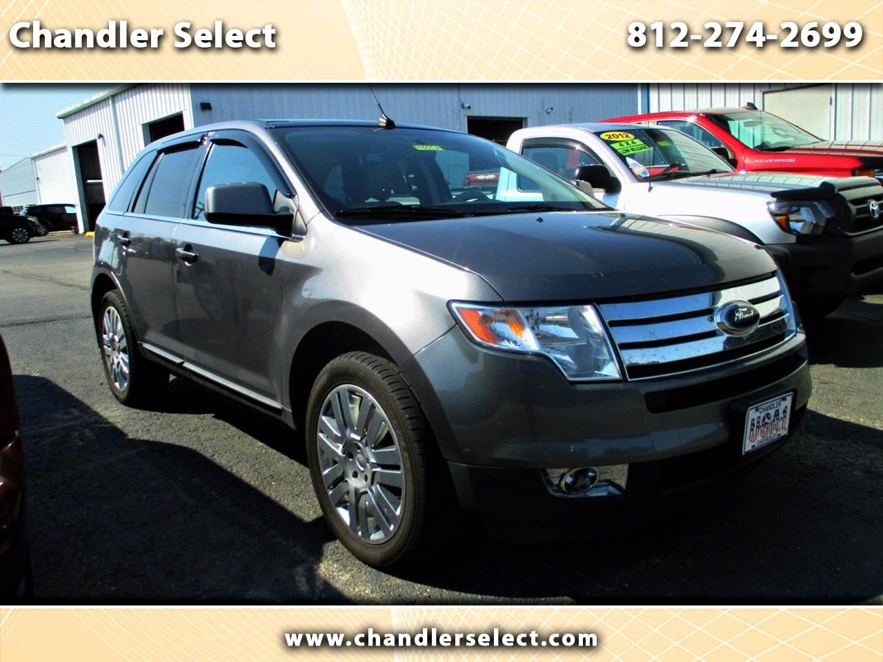 Ford Edge 4dr Limited AWD 2010