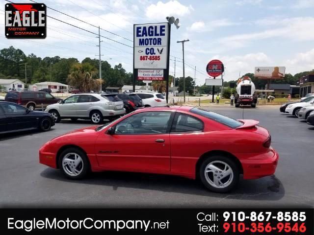 2002 Pontiac Sunfire 2dr Cpe