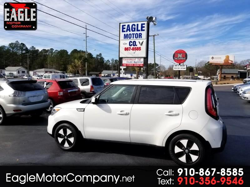 2016 Kia Soul Base Manual