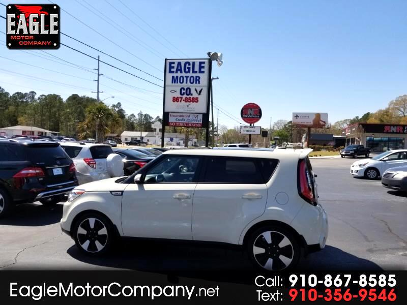 2015 Kia Soul ! w/Umber Package 2