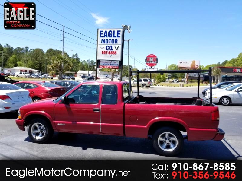 2001 Chevrolet S10 Pickup 2WD LS