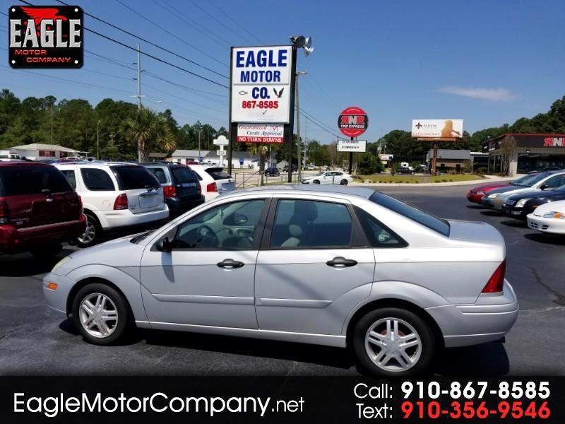 2002 Ford Focus 4dr Sdn SE