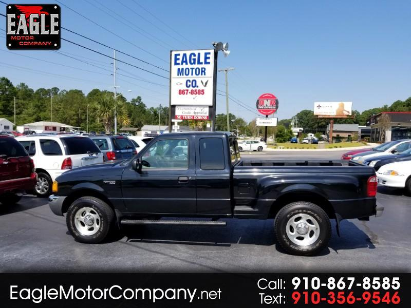 2003 Ford Ranger 2dr Supercab 4.0L XLT Value 4WD