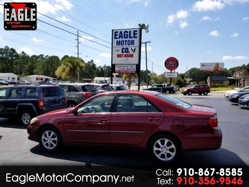 2006 Toyota Camry 4dr Sdn XLE Auto