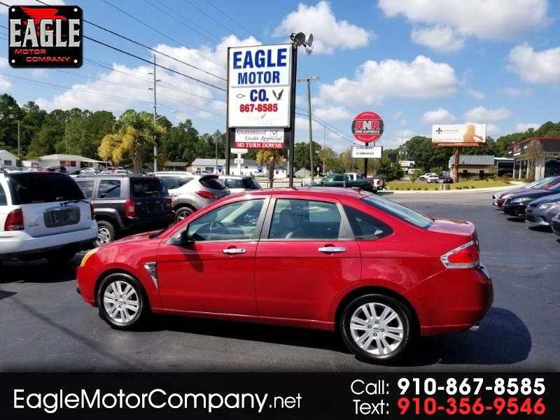 2009 Ford Focus 4dr Sdn SEL