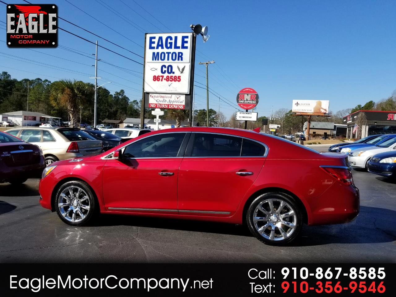 Buick LaCrosse Premium Package 1, w/Leather 2014