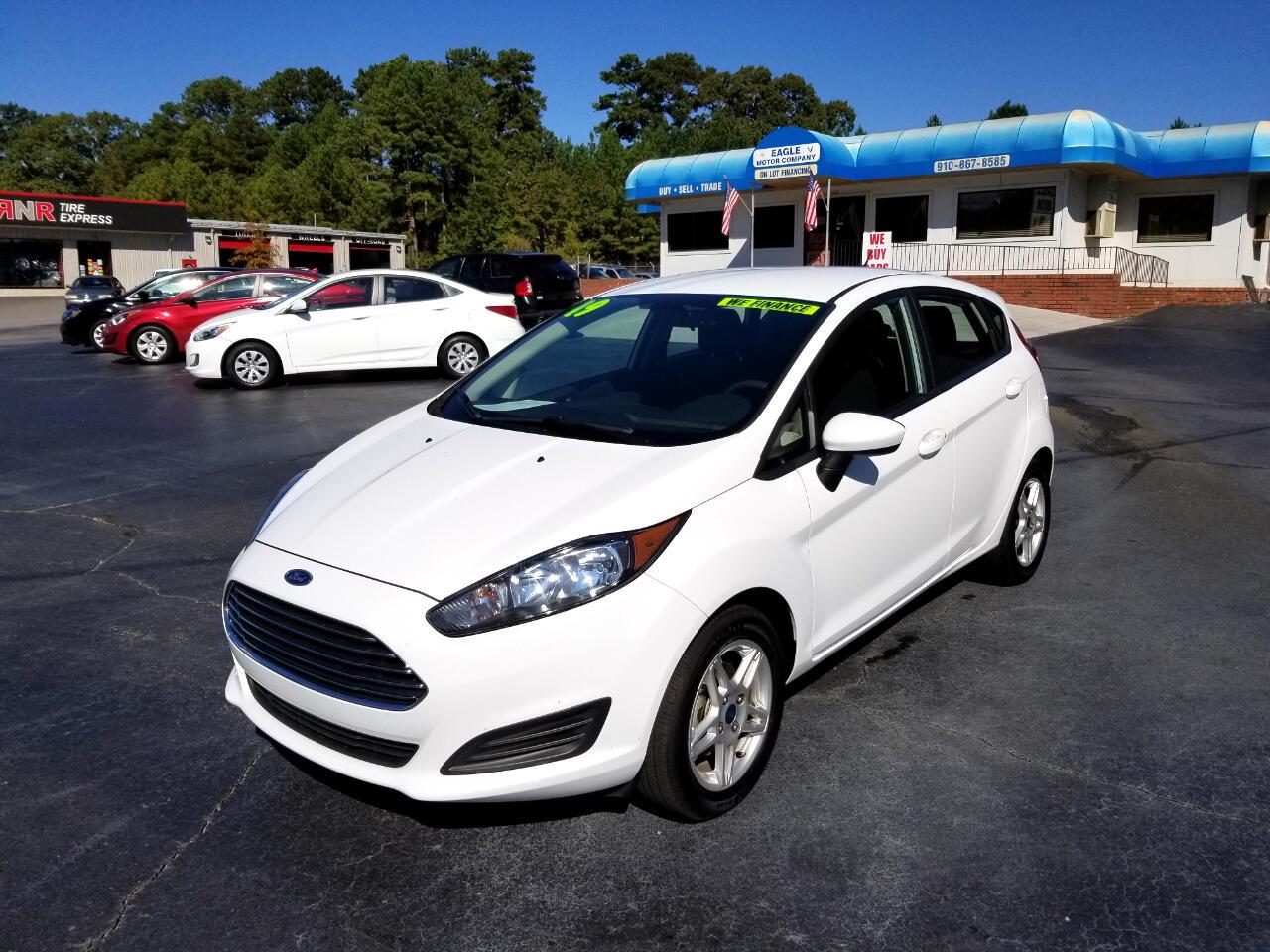 Ford Fiesta SE Hatchback 2019