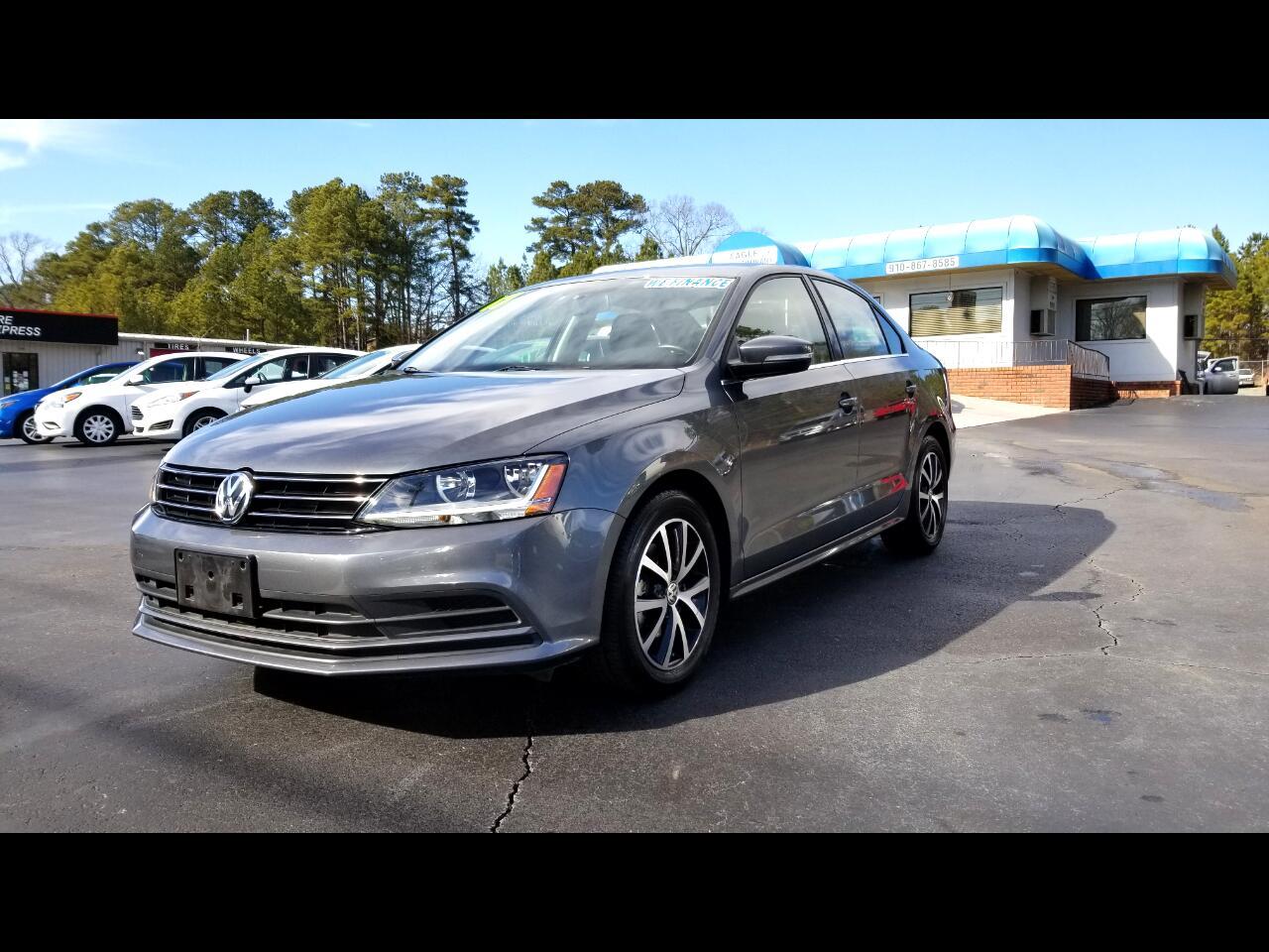 Volkswagen Jetta 1.4T SE 6A 2017