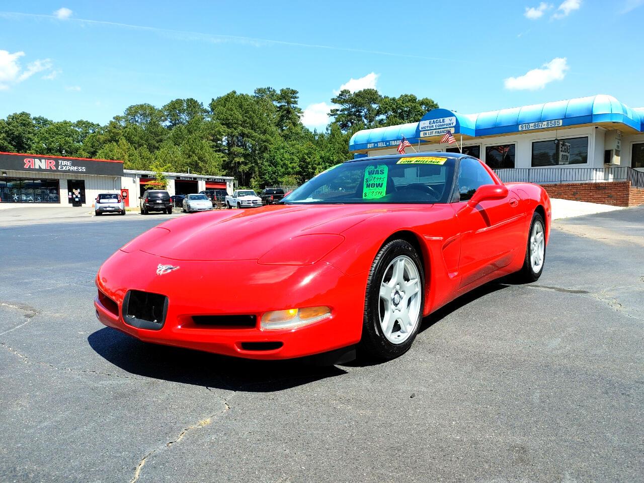 Chevrolet Corvette Coupe 2003
