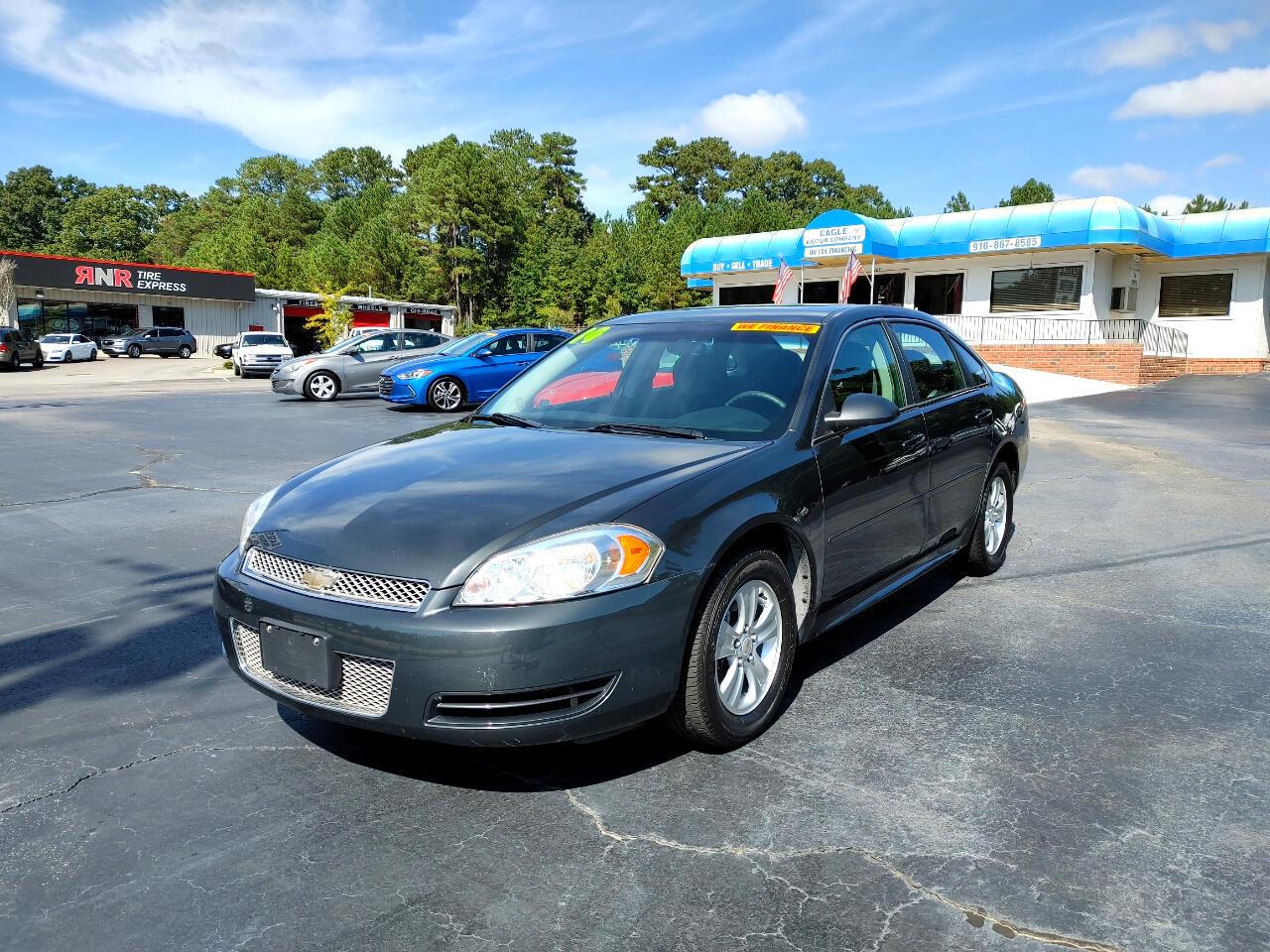 Chevrolet Impala Limited LS 2014