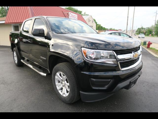 2016 Chevrolet Colorado LT Crew Cab 4WD Short Box