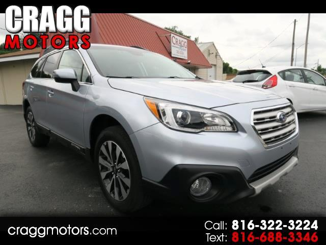 2016 Subaru Outback 2.5i Limited w/ Eyesight Technology