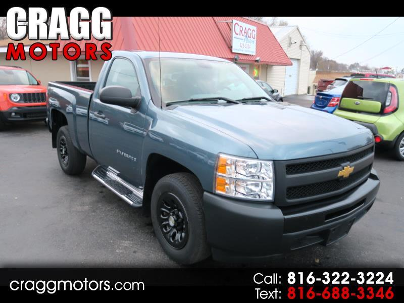 2013 Chevrolet Silverado 1500 LS Regular Cab Short Bed 2WD