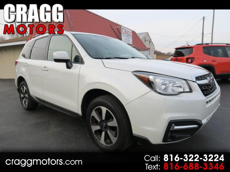 2017 Subaru Forester 2.5i Premium w/ Eyesight Technology