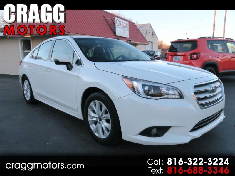2017 Subaru Legacy 2.5i Premium with Eyesight Technology