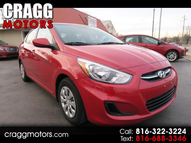 2016 Hyundai Accent SE Sedan Auto