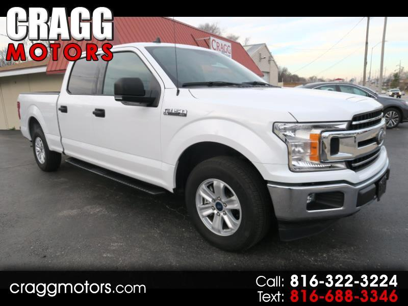 Ford F-150 XLT SuperCrew 2WD 2019