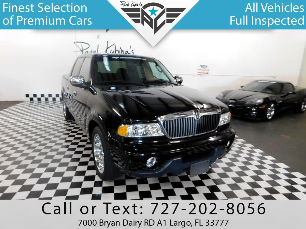 2002 Lincoln Blackwood 2WD