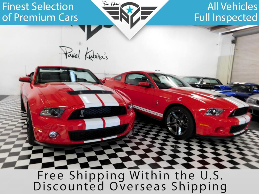 2010 Ford Mustang 2dr Conv Shelby GT500