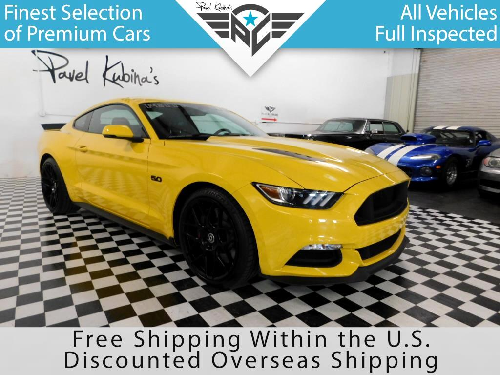 2015 Ford Mustang PETTYS GARAGE EDITION