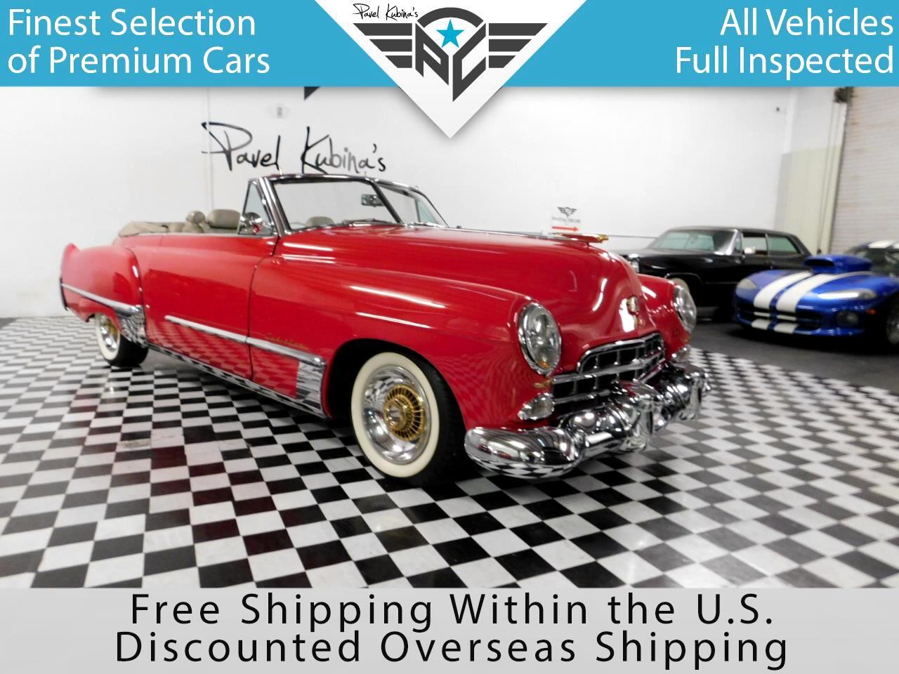 1948 Cadillac Series 62 2DR