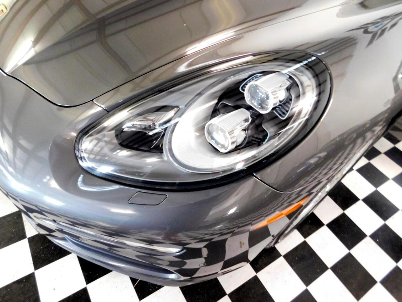 2014 Porsche Panamera 4dr HB S