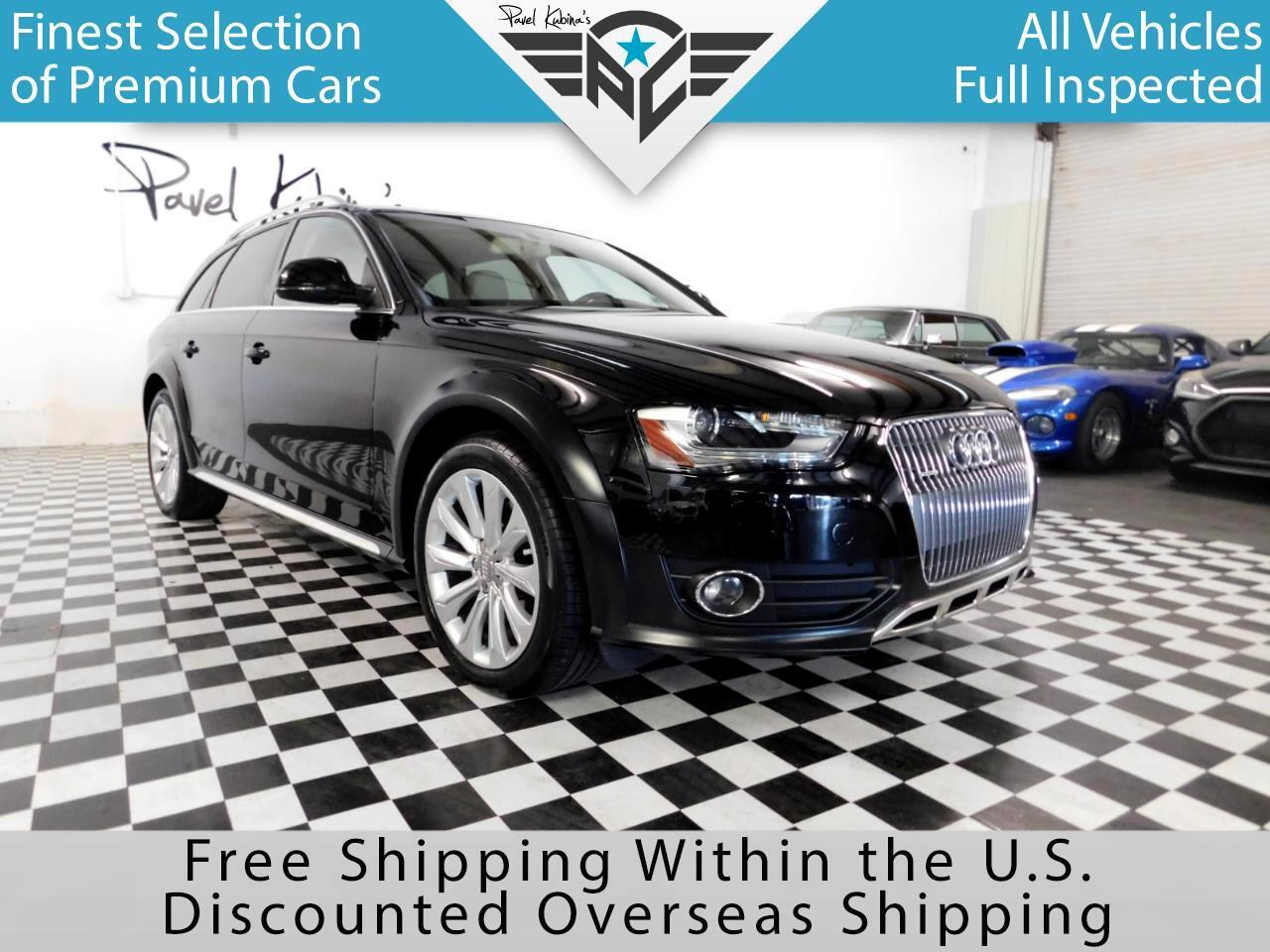 2015 Audi allroad 4dr Wgn Premium  Plus